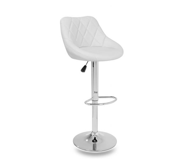 Aga Barová židle White