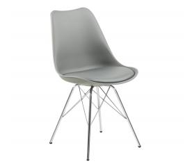 Aga Jedálenská stolička MR2040 Sivá