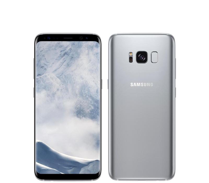 Samsung Galaxy S8 64GB Artic Silver Kategorie: B