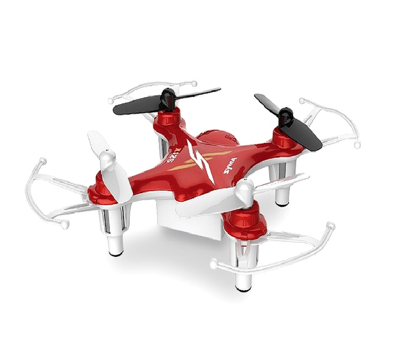 SYMA RC Dron X12S NANO Red