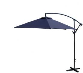 Linder Exclusiv Zahradní slunečník konzolový MC2004 300 cm Blue