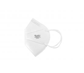 Mediroc Zestaw: 10 x maska ochronna FFP2 N95