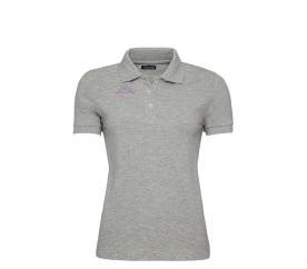 Kappa Koszulka Polo LIFE Grey