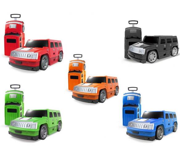 Kufr auto Hummer
