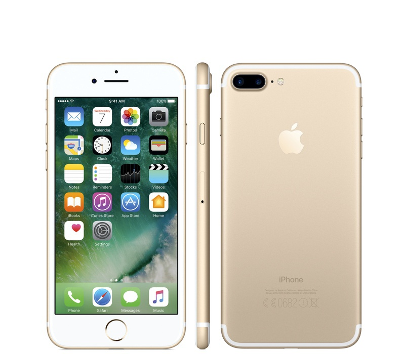 Apple iPhone 7 Plus 32GB Gold Kategorie: A