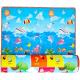 Aga4Kids Dětská pěnová hrací podložka 150*180 cm MR101