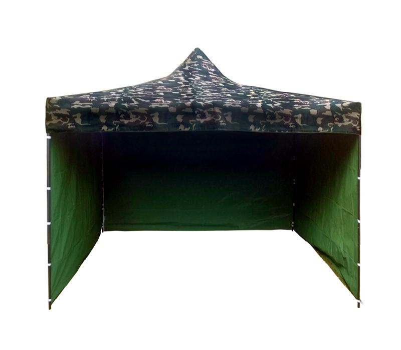 Aga Prodejní stánek 3S POP UP 3x3 m Army
