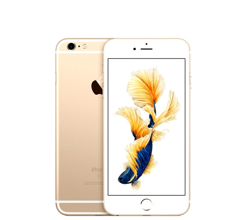 Apple iPhone 6S 16GB Gold Kategórie: B
