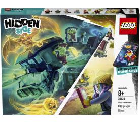 Lego Hidden Side Vlak duchů