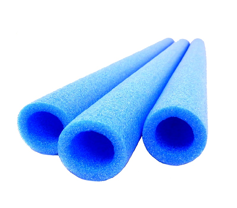 Aga Pěnová ochrana na trampolínové tyče MIRELON 100 cm Blue