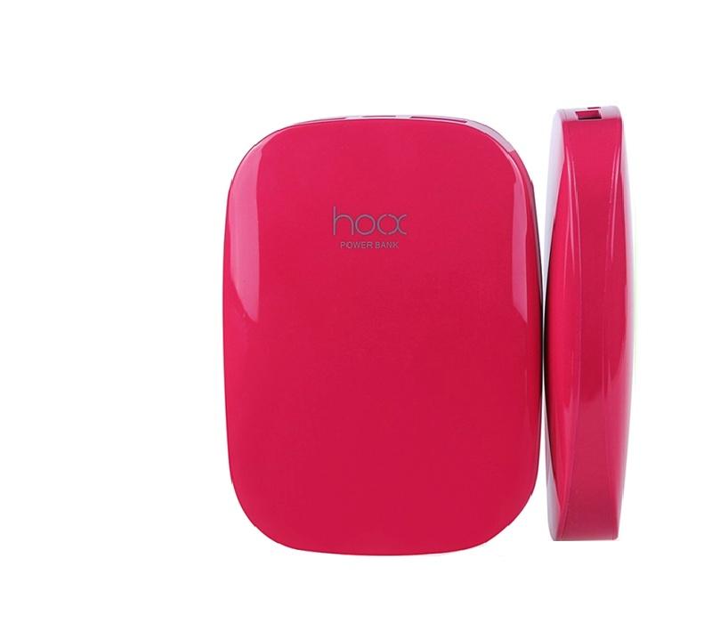 Hoox Magic Stone 6000 mAh Red