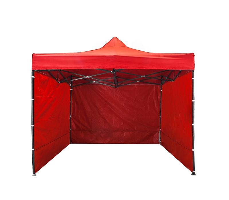 Aga Predajný stánok 3S PARTY 3x3 m Red