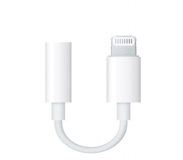 Apple Lightning adaptér pro 3,5mm sluchátkový jack