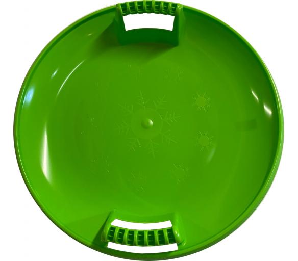 Aga  hótányér zöld