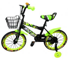 """R-Sport Dětské kolo P3 16"""" Zelené"""