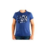 CALVIN KLEIN cmp57p 721 Blue Fonce férfi póló