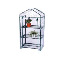 Linder Exclusiv Zahradní fóliovník MC4303 160x69x50 cm