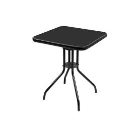 Linder Exclusiv Zahradní stůl BISTRO MC33081BB 60x60x70 cm