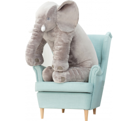 Aga4Kids Plyšový slon 125 cm