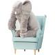 Aga4Kids Plyšový slon 120 cm