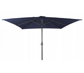 Linder Exclusiv Slunečník čtvercový 300 cm Blue