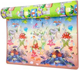 Aga4Kids Dětská pěnová hrací podložka 150x180 cm MR105
