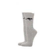 Kangaroos Sportovní ponožky 3-PACK Gray