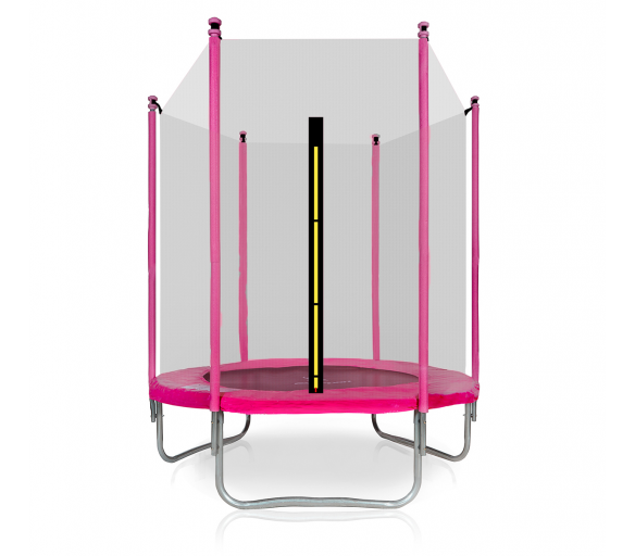 Aga SPORT TOP Trambulin 150 cm Pink + védőháló