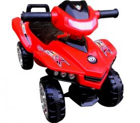 R-Sport Odrážadlo štvorkolka J5 Red