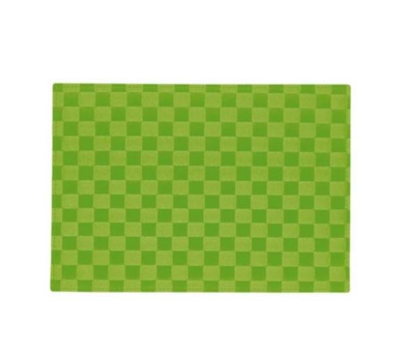 Prostírání ADOS zelená, plast - poslední 2 ks - Kela
