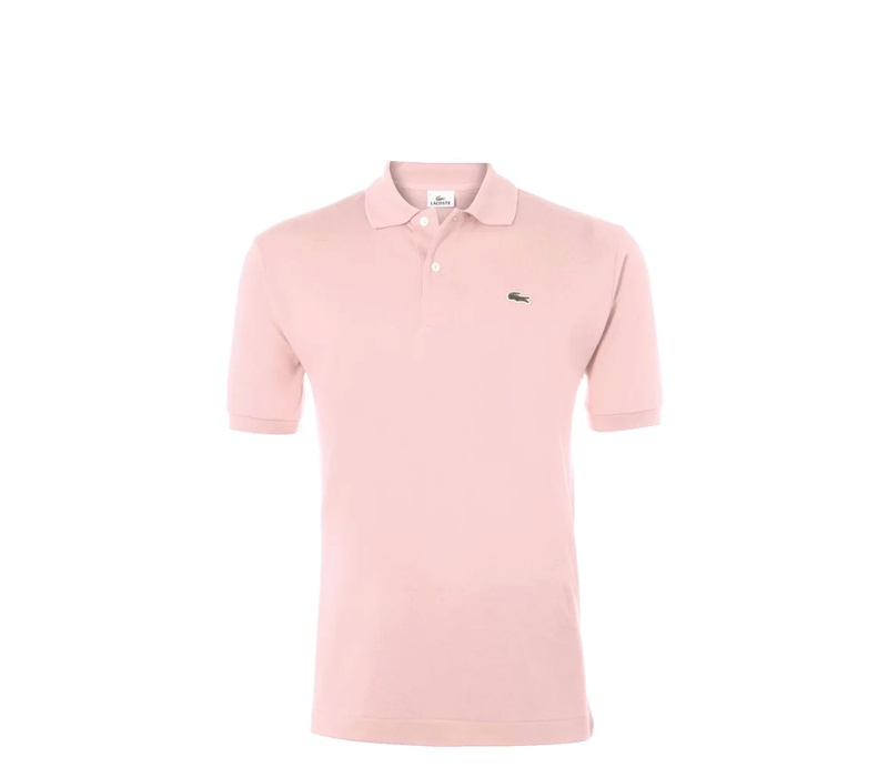 Lacoste Tričko CLASSIC FIT POLO Pink