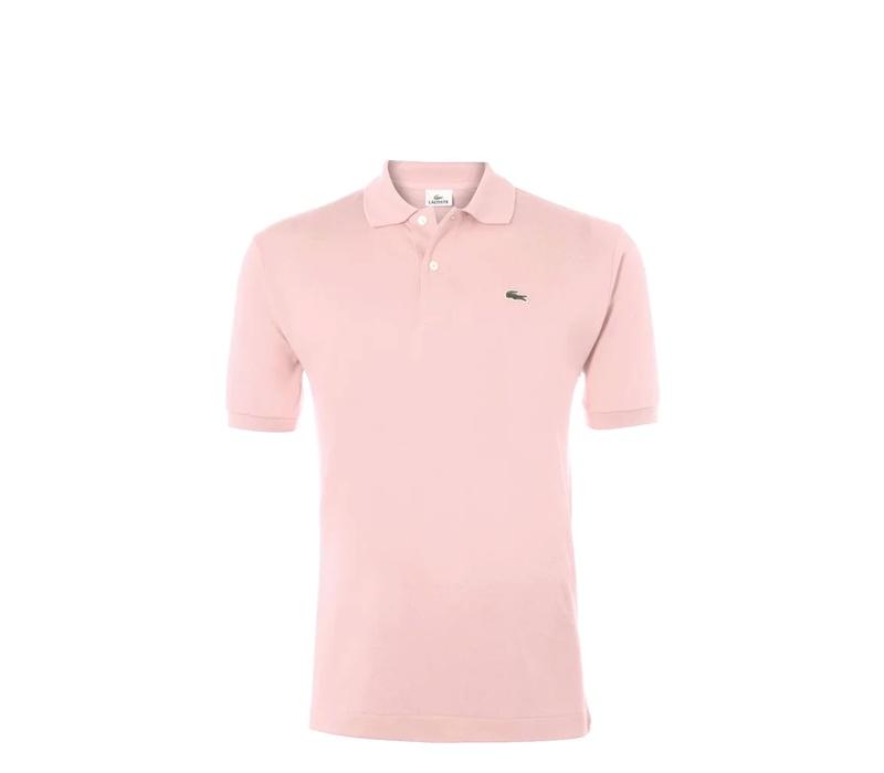 Lacoste Tričko CLASSIC FIT POLO Pink