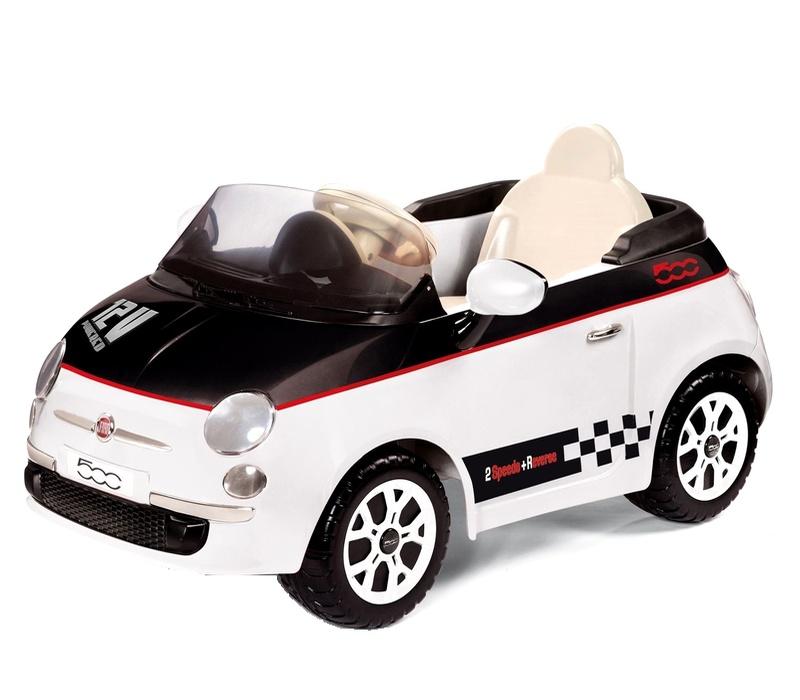Peg-Perego Elektrické autíčko FIAT 500 6V