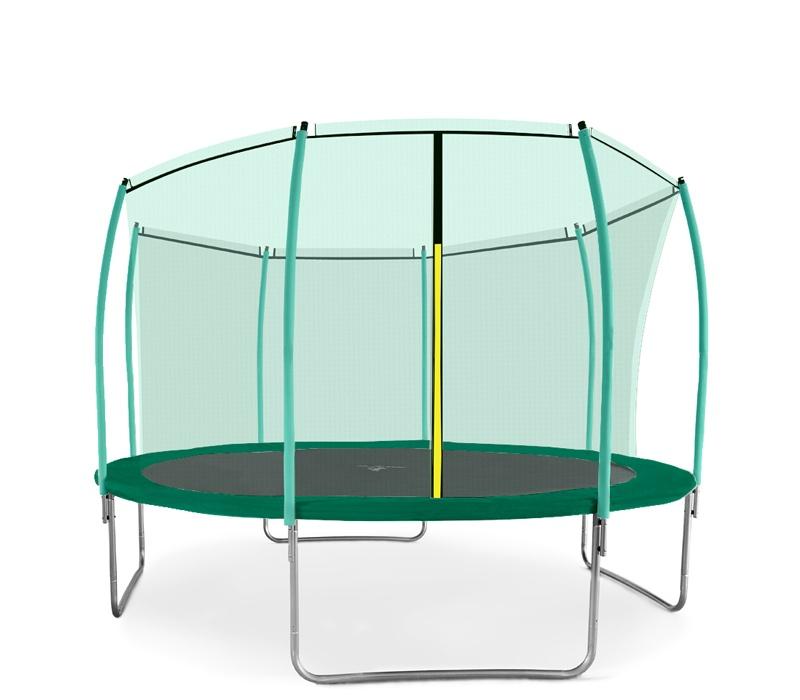 Aga SPORT FIT Trampolína 366 cm + vnútorná ochranná sieť 2017