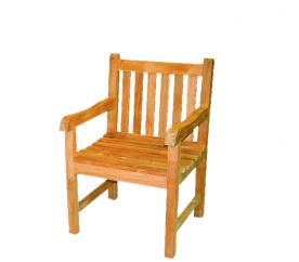 Linder Exclusiv kerti szék karfával DF14 65x60x90 cm