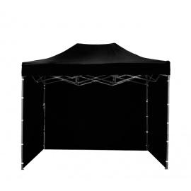 Aga Prodejní stánek 3S 2x3 m Black