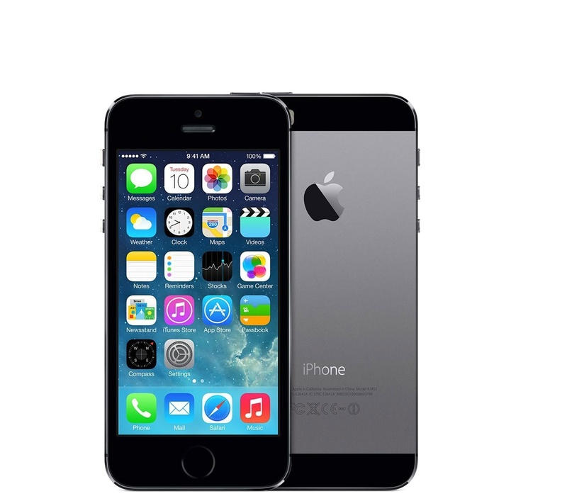 Apple iPhone 5S 64GB Grey Kategorie: A