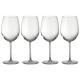 Sada 4 ručně foukaných sklenic na víno Jamie Oliver 580 ml - Jamie Oliver