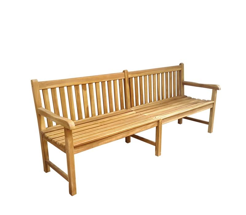 Linder Exclusiv Zahradní lavice PICADELLY B13 220 cm