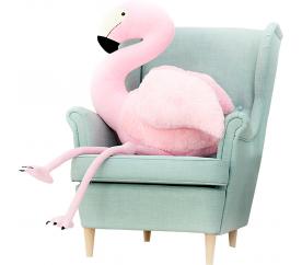 Aga4Kids Plüss flamingó 150 cm