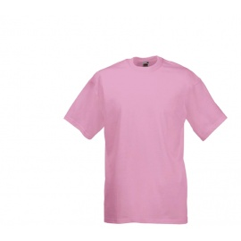 Fruit Of The Loom Tričko VALUEWEIGHT T Light Pink