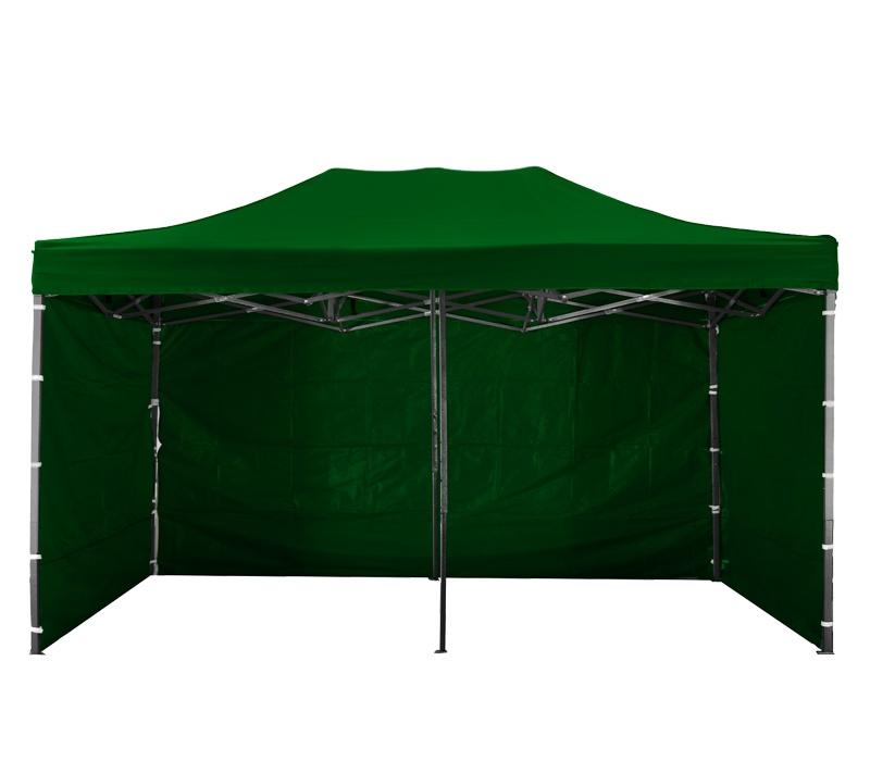 Aga Prodejní stánek 3S POP UP 3x6 m Green