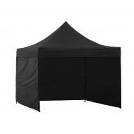 Aga Prodejní stánek 3S POP UP 3x3 m Black