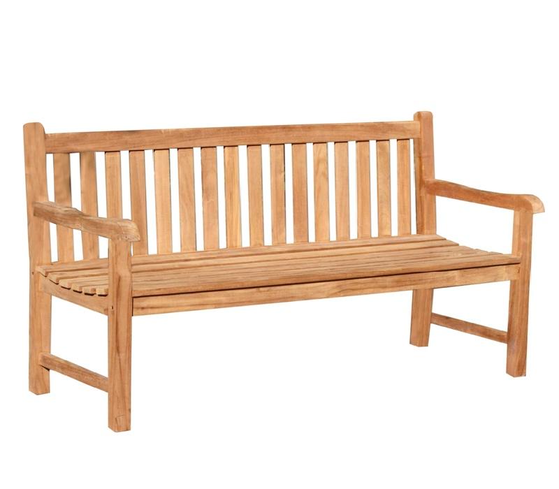 Linder Exclusiv Zahradní lavice PICADELLY B11 180 cm