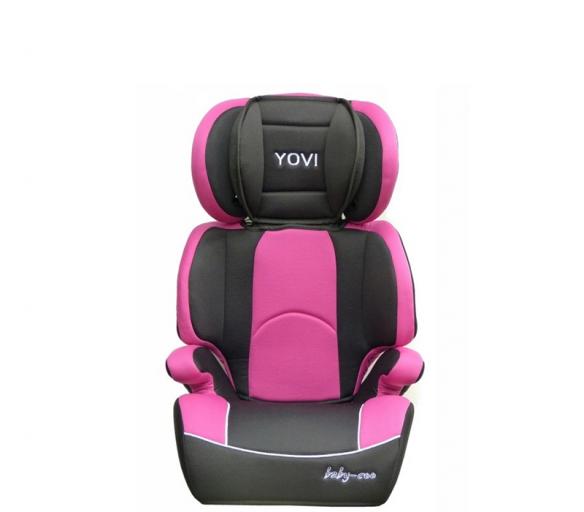 Baby Coo autosedačka YOVI Pink