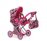 Doris Kočík pre bábiky 9346 Hot Pink 2