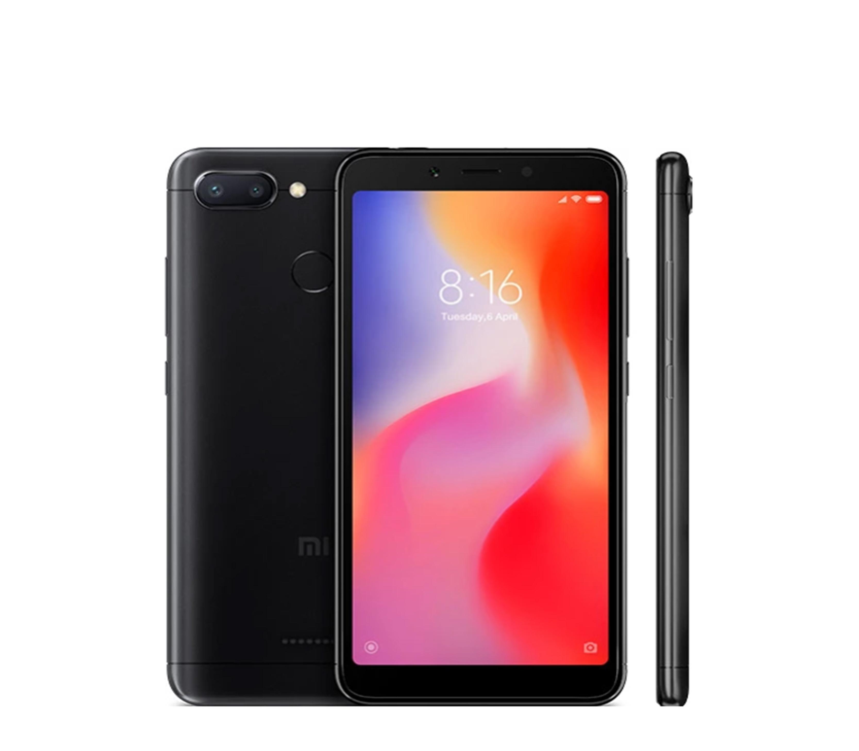 Xiaomi Redmi 6 3GB/32GB Black
