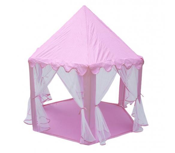 Aga4Kids Dětský stan Princess Pink