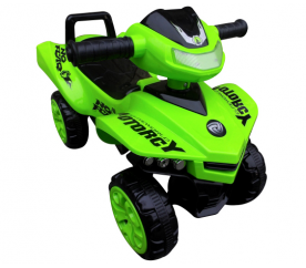 R-Sport Odrážedlo čtyřkolka J5 Green