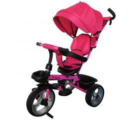 R-Sport Multifunkčná trojkolka T2 Pink